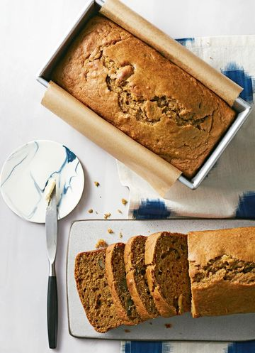 Whole-Wheat Pumpkin Bread