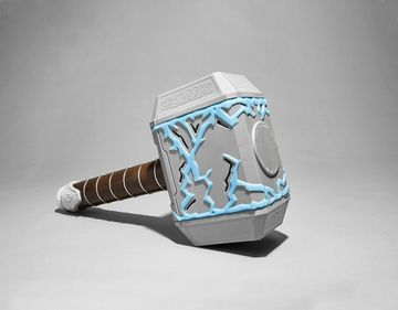 Best Gifts Hasbro Thor's Rumble Strike Hammer