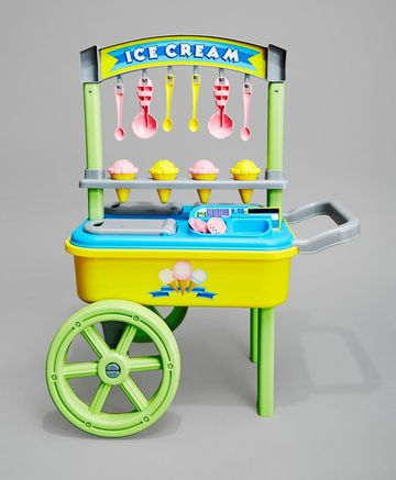 Best Gifts American Plastic Toys My Very Own Ice Cream Cart Role Play Set