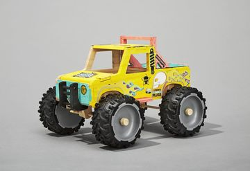 Best Gifts Howtoons Create Your Own Monster Truck