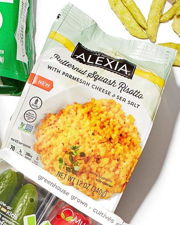 Packaged Finds Risotto in a Rush