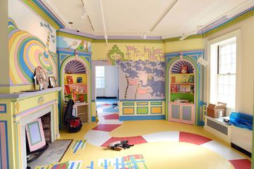 Vacation Spots Dr. Seuss Museum Springfield Massachusetts