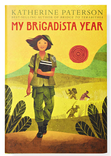My Brigadista Year by Katherine Paterson Book Cover