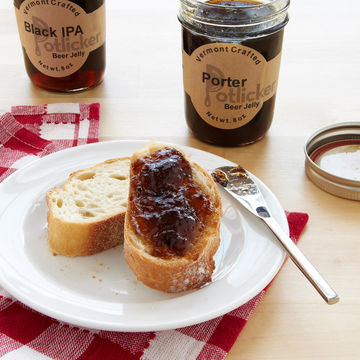 Potlicker Kitchen Beer Jellies