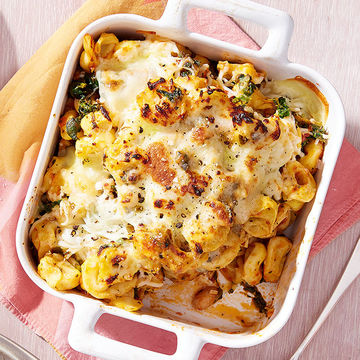 Cheesy Pasta Bake recipe