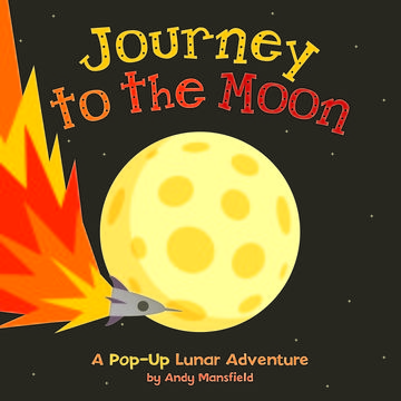 Journey to the Moon Book Cover