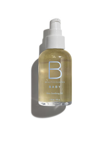 Beautycounter Baby Soothing Oil