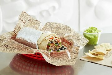 Chipotle Meal for Pregnant Women