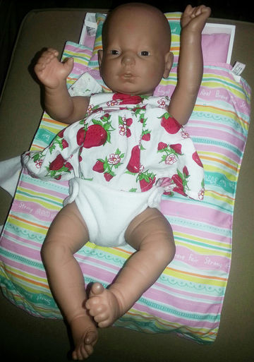 doll baby_father for a day