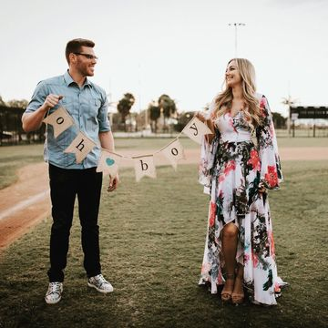 freddie freeman gender reveal