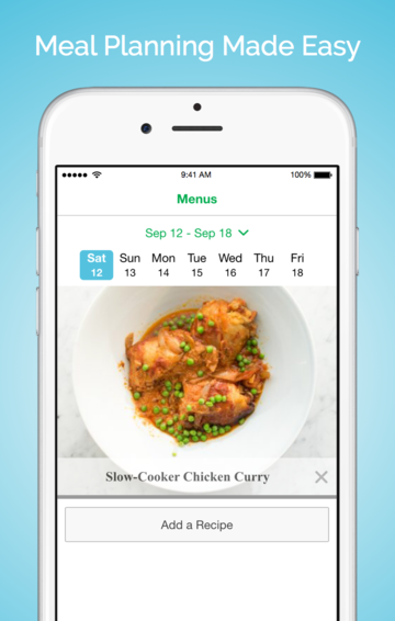Gatheredtable Food App