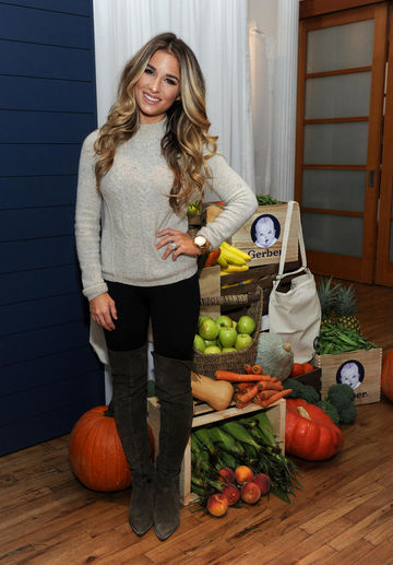 Jessie James Decker at Gerber Babies Event