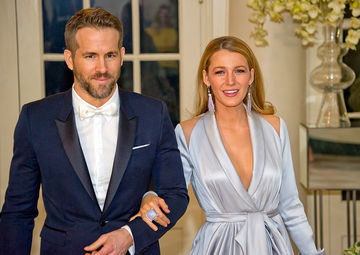 Ryan Reynolds and Blake Lively 2016