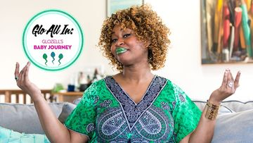 glozell green baby journey