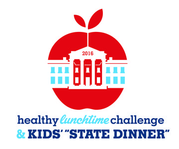 Healthy Lunchtime Challenge Logo