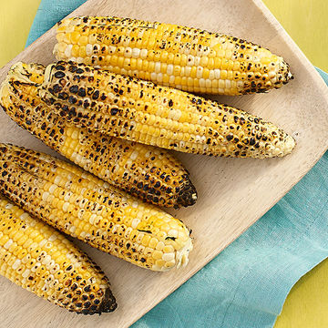 BBQ on the Cob