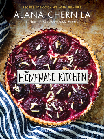 The Homemade Kitchen Book Cover
