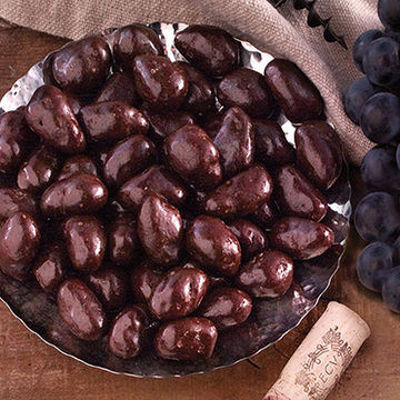 Grownup Treats Chocolate Covered Wine Grapes