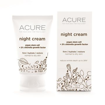 Acure Organics Night Cream