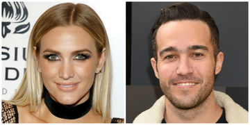 Ashlee Simpson and Pete Wentz coparenting