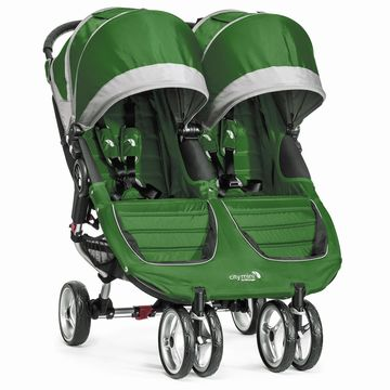 Side by Side Baby Jogger's City Mini Double