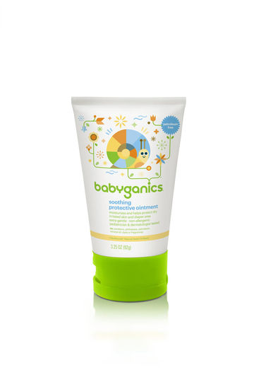 Babyganics Lotion Soothing Protecting Ointment