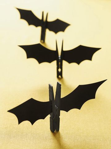 Bitty Bat Decoration