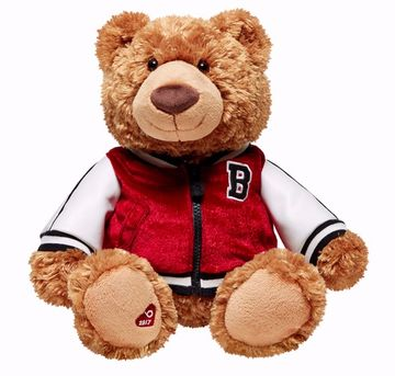 Gund Holiday Little Brown Bear