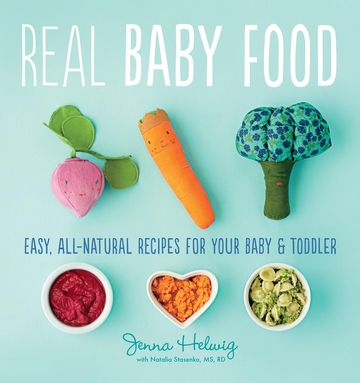 Real Baby Food Book Cover