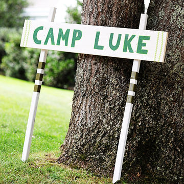 camp welcome