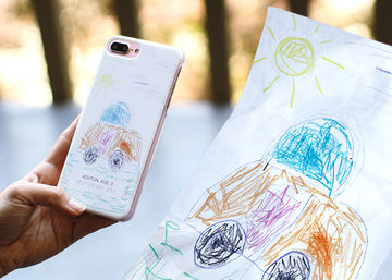 Casetify Kid's Doodles Phone Case
