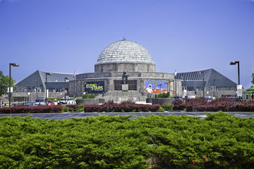 Vacation Spots Adler Planetarium Chicago Illinois