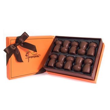 Grownup Treats Champagne Truffles Chocolate