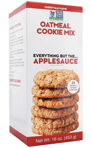 Cherryvale Oatmeal Cookie Mix