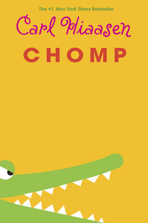 Chomp Book