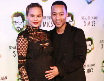 chrissy teigen and john legend 2016