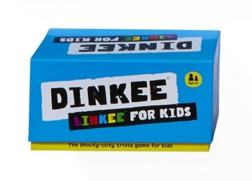 Dinkee Linkee For Kids Trivia Game Board Games of 2017
