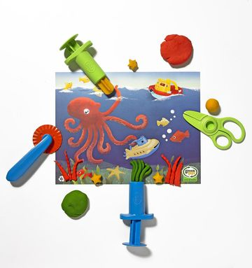 Best Toys 2017 Green Toys' Dough Sets