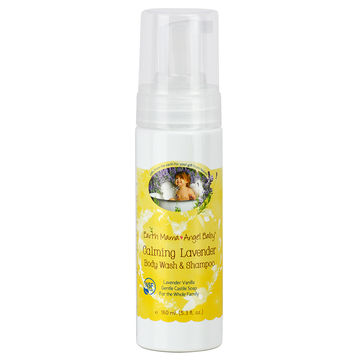 Earth Mama Angel Baby Body Wash and Shampoo