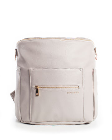 Fawn Design Diaper Bag Grey