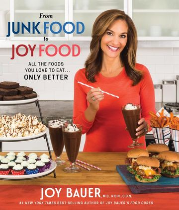 From Junk Food to Joy Food Cover