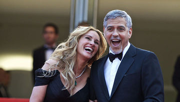 Julia Roberts George Clooney Cannes