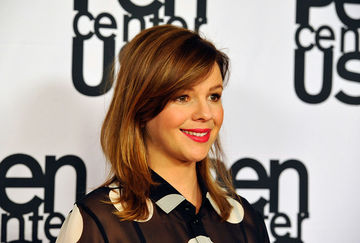 Amber Rose Tamblyn at PEN Center USA Literary Awards
