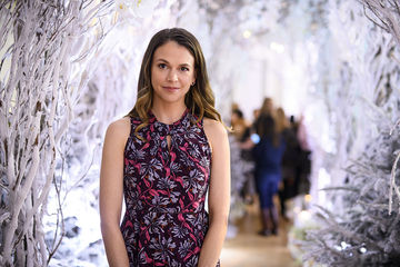 Sutton Foster at Studio Arte in NYC