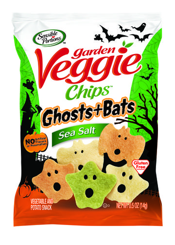 Halloween Snack Sensible Portions Garden Veggie Chips