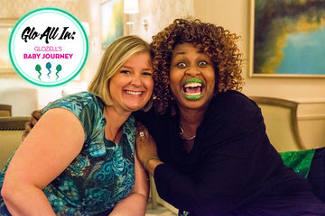 glozell green surrogate