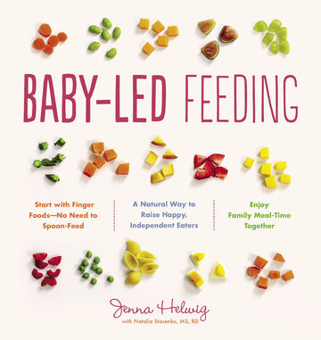 Baby-Led Feeding book cover