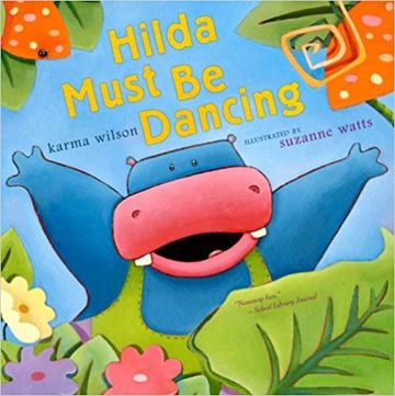 Hilda Must Be Dancing_Margaret K. McElderry Books