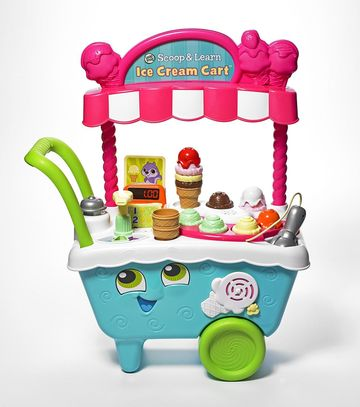 Best Toys 2017 LeapFrog's Scoop & Learn Ice Cream Cart