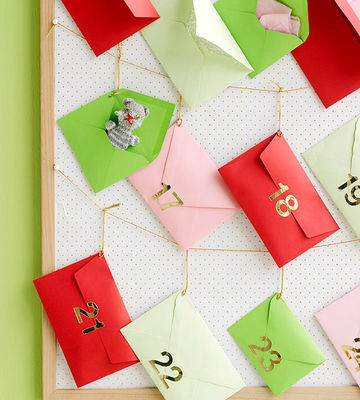Advent Envelopes